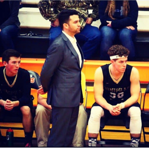 Logan Nutt, Dallas, TX Basketball Coach