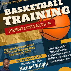 Michael W., Charlotte, NC Basketball Coach