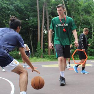 Brendan Butler, Quincy, MA Basketball Coach