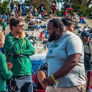 Joseph Blue, Pomona, CA Track & Field Coach