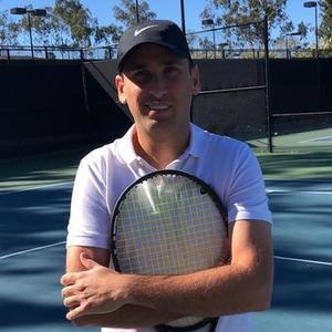 Ali Mirzaei, Irvine, CA Tennis Coach