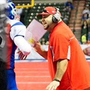 Ryan Vena, West Deptford, NJ Football Coach