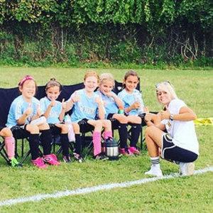 Kylie W., Soccer Coach