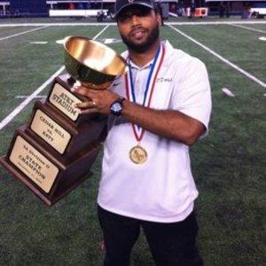 Charvis R., Mesquite, TX Football Coach
