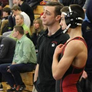 Jacob Wyman, East Bridgewater, MA Wrestling Coach