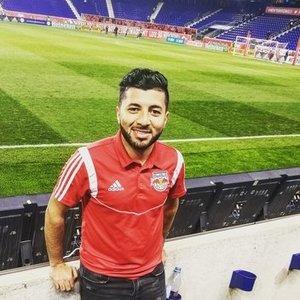 Nader Rashad, New York, NY Soccer Coach