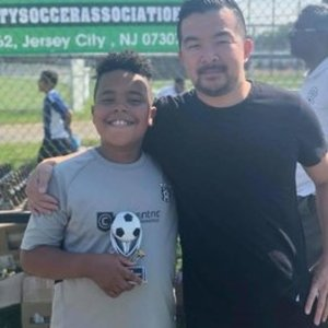 "Chuk ""Danny"" Fung, South Brunswick Township, NJ Soccer Coach"