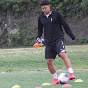 Fabrizio M., Downey, CA Soccer Coach