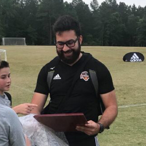 Rafael Z., Houston, TX Soccer Coach