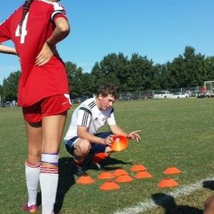 Justin G., Raleigh, NC Soccer Coach
