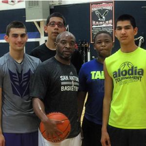 Elias D., Katy, TX Basketball Coach