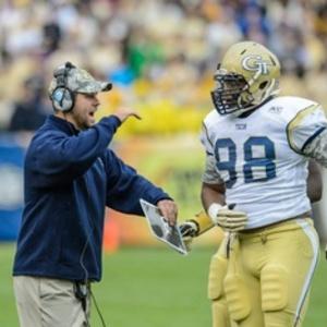 Ben Anderson, Lexington, SC Football Coach