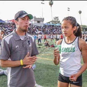 Vinnie B., Los Angeles, CA Track & Field Coach