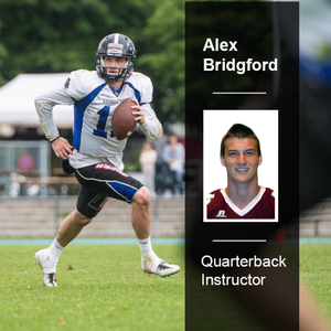 Alex Bridgford, Irvine, CA Football Coach