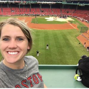 Samantha M., Shelby, NC Softball Coach