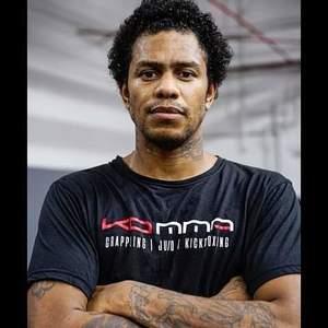 Orlando Itza, Glendale, CA Kickboxing Coach