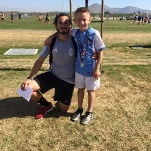 Giancarlo N., Chula Vista, CA Soccer Coach