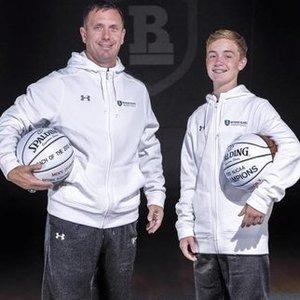 Chuck Moore, Richmond, VA Basketball Coach