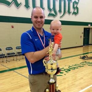 Nick V., League City, TX Basketball Coach