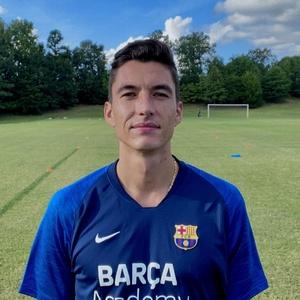 Esteban Estrada, Charlotte, NC Soccer Coach