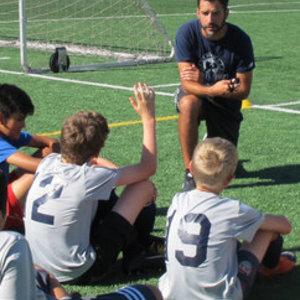 Leo Peralta, Soquel, CA Soccer Coach