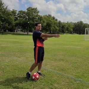 Leo Morales, Cedar Park, TX Soccer Coach
