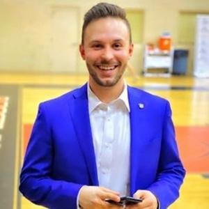 Zach Ruebesam, Charlotte, NC Basketball Coach