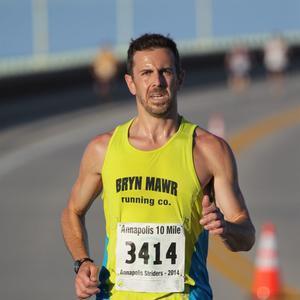 Cory S., Philadelphia, PA Running Coach