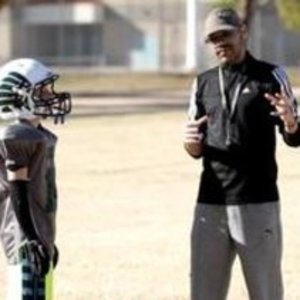 D.B. B., Football Coach
