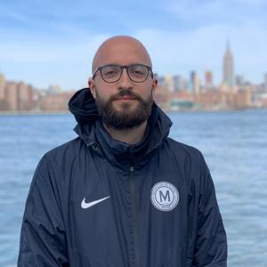 Stefano G., Brooklyn, NY Soccer Coach