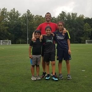 Daniel C., Fairfax, VA Speed & Agility Coach