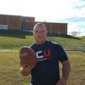 Shannon Potts, Lumberton, NC Football Coach