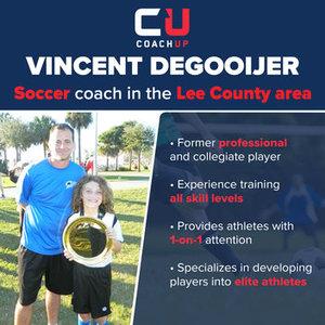 Vincent D., Cape Coral, FL Soccer Coach