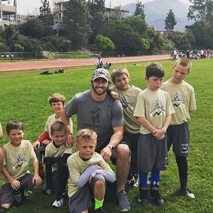 R.J. M., San Francisco, CA Football Coach