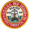 USCGC Red Cedar (WLM-688/NPDC)