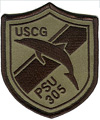 USCG Deployable Operations Group Arlington/USCG PORT SECURITY UNIT 305 Fort Eustis, VA