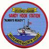 CG Station Sandy Hook