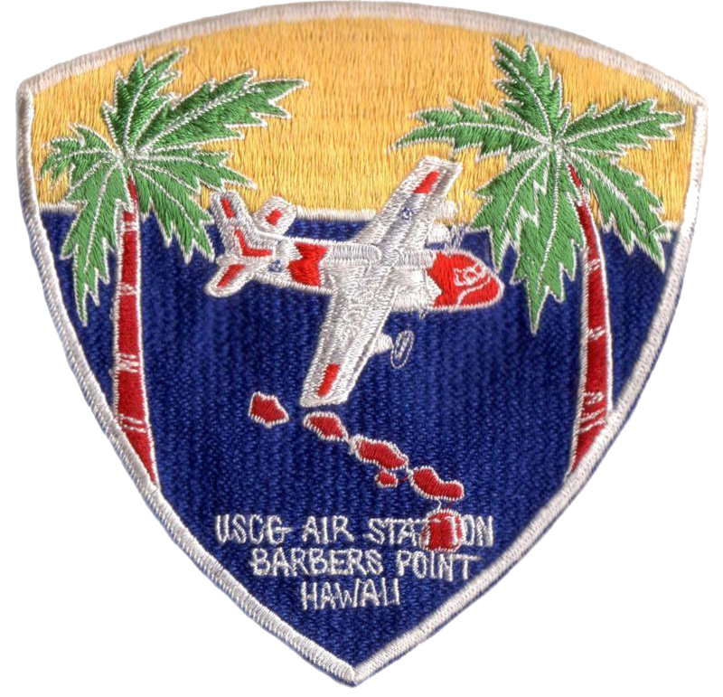 Coast Guard Air Station (CGAS) Barbers Point