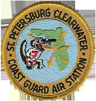 Coast Guard Air Station (CGAS) St. Petersburg