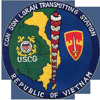 CG LORAN Station Con Son