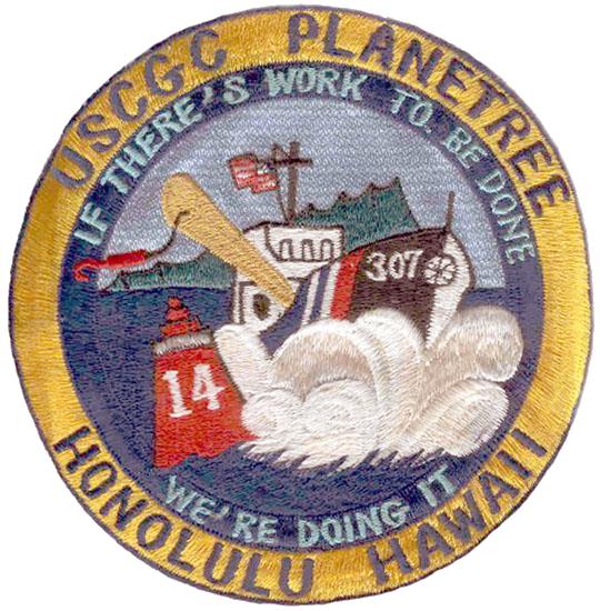 USCGC Planetree (WLB-307/NRPY)