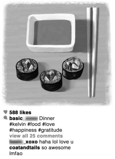 sushi art instagram