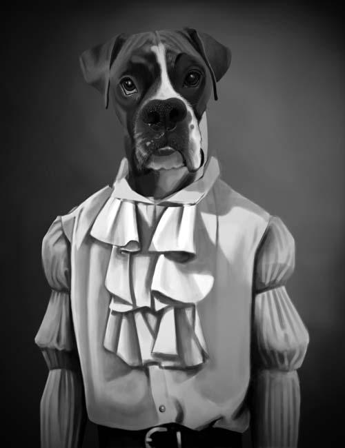 seinfeld dog puffy shirt