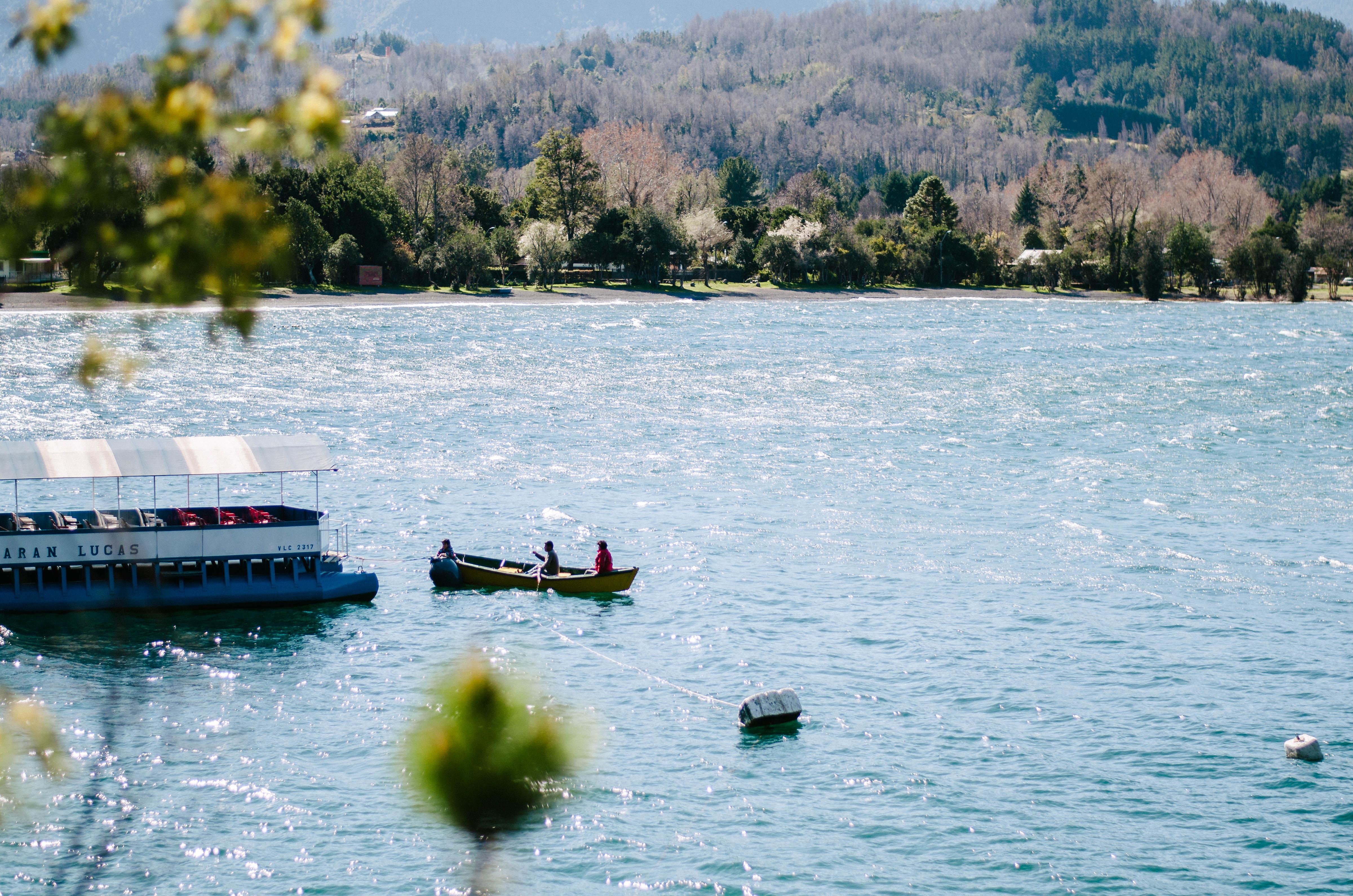 Lake Calafquén