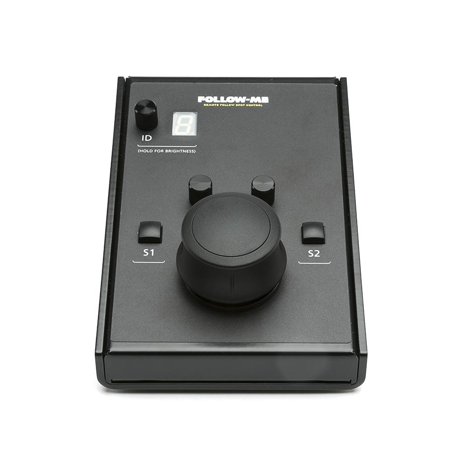 Follow-Me Mouse Console