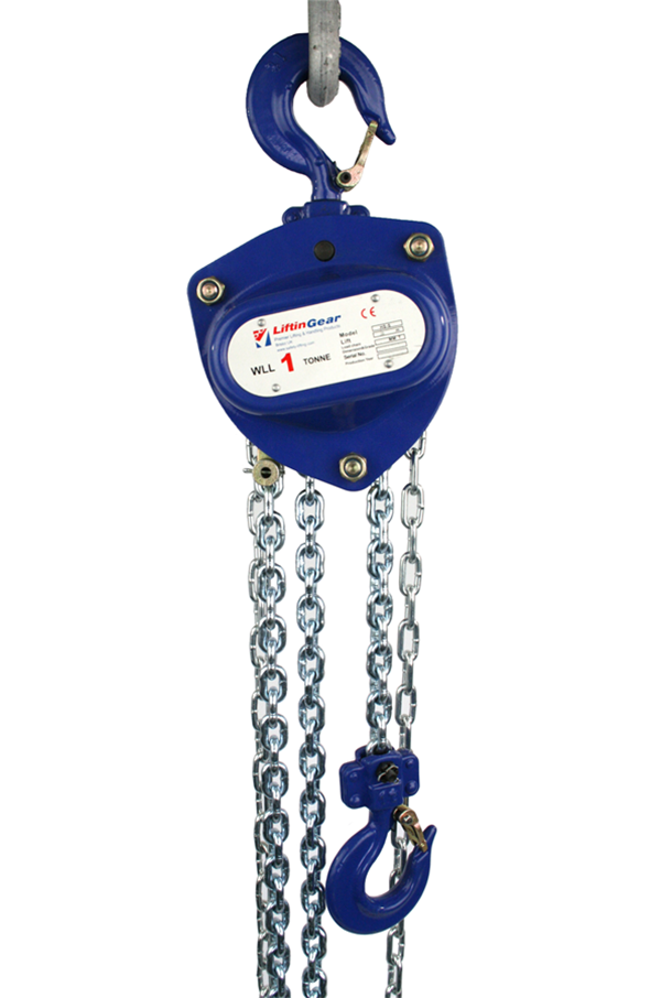 Chain Hoist Manual 1t