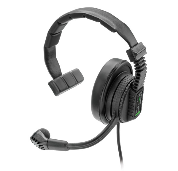 Tecpro Comms Single Cup Headset