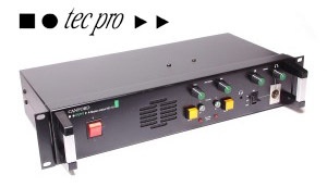 Tecpro Comms LS731 2ch Master Station