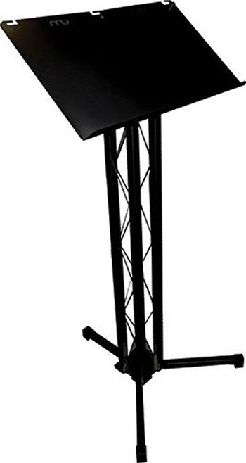 Lectern Black 'Truss' Design