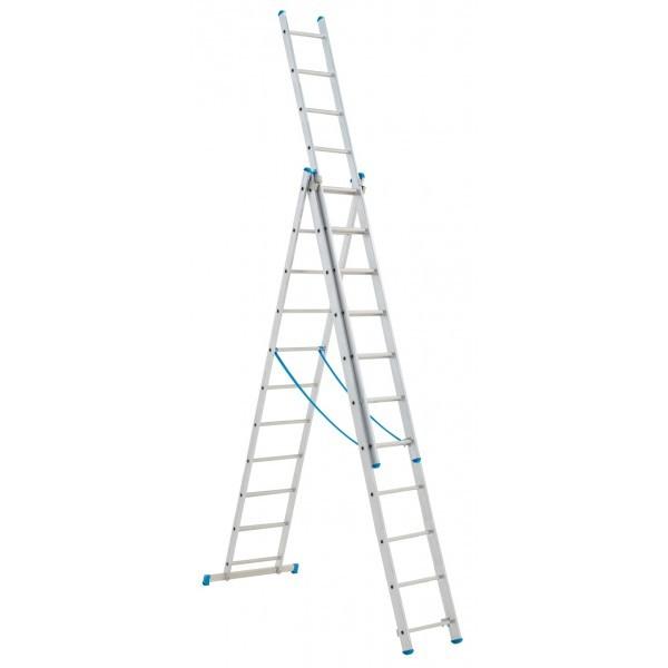 Zarges 12-Rung Ladder
